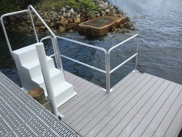 Dock Accessories - Dock Steps