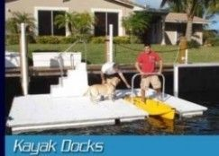 Accudock Kayak Docks
