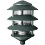 Dock Lights - 4 tier pagoda style