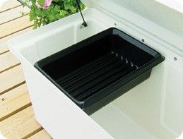 Dock Box - Tray