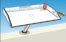 Dock Accessories - Fish cleaning table
