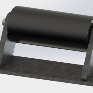Dock Hardware - Heavy Duty Roller Assembly