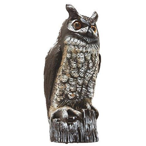Dock Accessories - Moving head owl