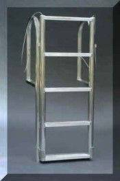 Dock Ladders: Vertical Lift Dock Ladder