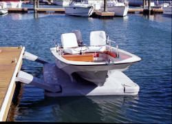 Jet Ski Drive on Ramp - Retreat model for larger boats