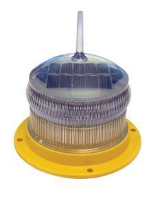 Dock Lights - Solar Powered Marine Navigational Light