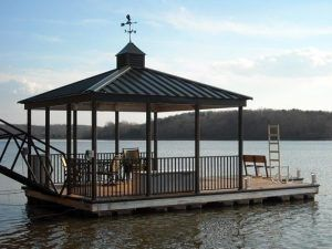 Aluminum Floating Docks Ramps Amp Gangways Dock Accents
