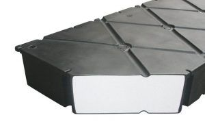Dock Floats: Foam filled dock float in various sizes and flotation rates.