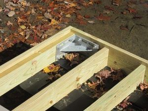 Build your own floating dock - Step 1