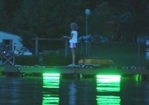 Dock Lights - Fishing Light