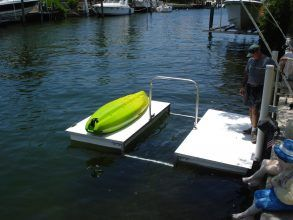 Accudock Floating Docks